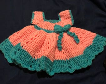 Infant newborn dress