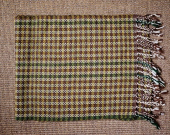 Scarf Ballindalloch * hand woven alpaca and wool