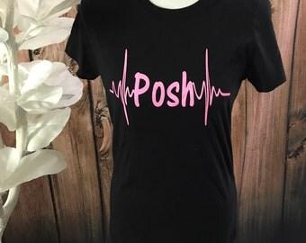 Perfectly Posh Lifeline Shirt Size Medium