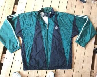 adidas windbreaker jacket.