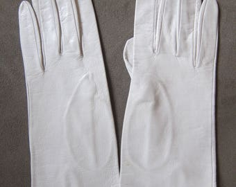 Vintage 1950's Kidskin Gloves, Women's s.7