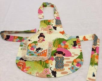 Valentine Gift Child's Apron