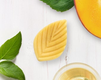 Revitalizing solid - mango and Basil