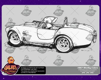 1967 Ford Shelby Cobra