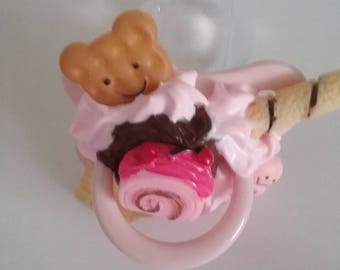 Decoden Sweets Adult Pacifier