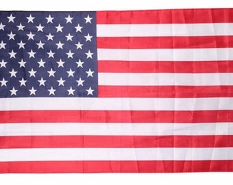 The National Flag 90*150cm The USA Canada Australia UK Germany National Flag Festival Celebration Home Decoration American Flags