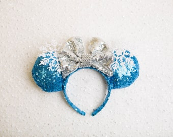 Let it Go Minnie Ears