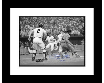 Pete Rose - Fosse Collision