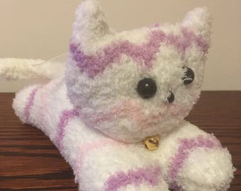 "8"" cat teddy"