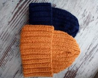 knitted hat, cap for children