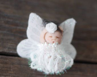 Fairy baby barrette
