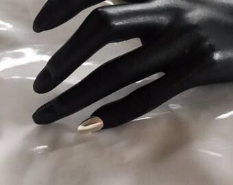 Metalcure Nail - Chrome Almond