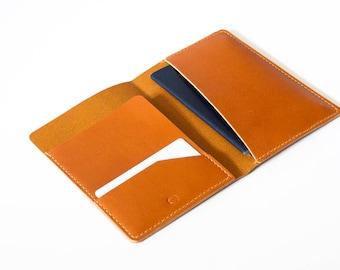 Passport Case, Passport Holder, Passport Sleeve, Leather Passport Case, Leather Passport Holder, Leather Passport Sleeve, Travel Wallet| Tan