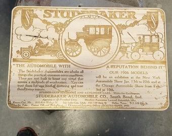Studebaker Plaque