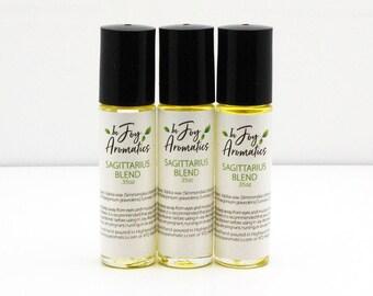 Zodiac Essential Oil Roll-On Fragrance
