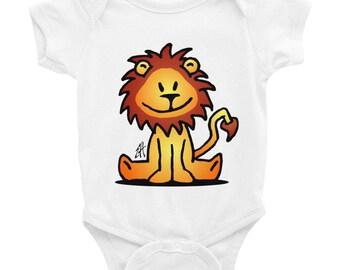 Cute little lion - Infant Bodysuit