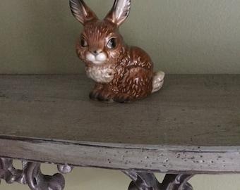 Vintage Goebel rabbit bunny porcelain