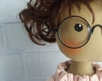 handmade doll 19,7 inch, personalized