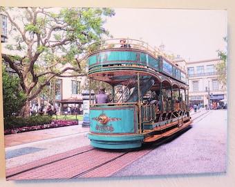 The Grove Tram, L.A.
