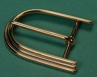 Vintage Tiffany 18K Gold Buckle