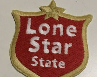 Lone star state patch