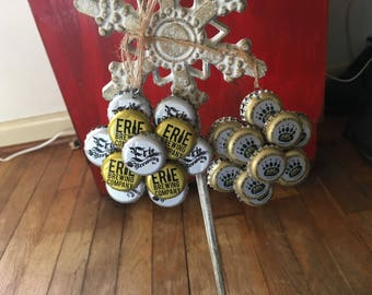 Pa Breweries beer cap ornament