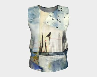 Longing Loose Tank Top