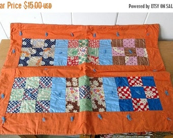 Vintage doll quilt   Etsy : doll quilts for sale - Adamdwight.com