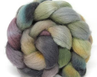 Dorset Horn Hand Dyed Combed Wool Top 100g DH61