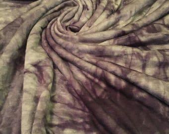 Tie Dye Stretch Jersey Knit