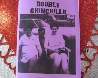 Double Chinchilla Art Zine #36