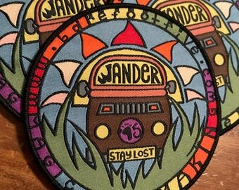 "ONE Custom Patch - Up to 3.5"" x 3.5"" - Your own artwork - Up to 10 Colors - A USA Company - Single Woven OR Printed Patch"
