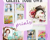 Create your Own: Art Prints - online class