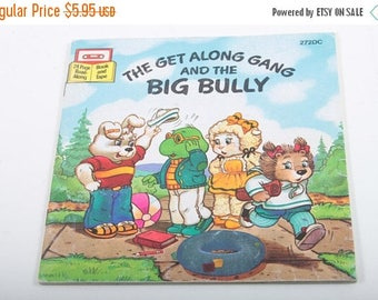 The Get Along Gang and the Big Bully, Vintage, Illustrated Story Book, Picture Book, Bedtime, Stories, Children ~ The Pink Room ~ 170121