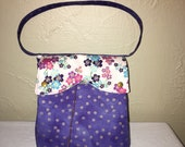 Serena Project Bag for knitting or crocheting
