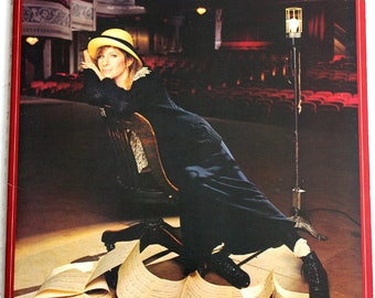 Barbra Streisand Vintage 1970-80s Vinyl LPs Stereo Record Albums The Way We Were '74 Broadway '85 Pop Music