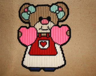 Bear Heats Wall hanging