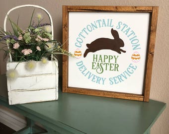 Cottontail Station