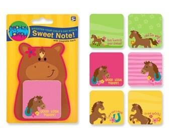 Girl Horse Sweet Notes Set (SJ-1077-32)