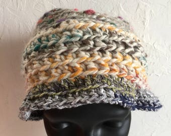 Crocheted Fishing Boating Hat