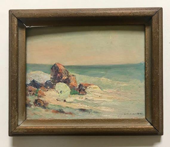 Ca 1917-1921 - Arthur Dominique Rozaire - Redondo Beach