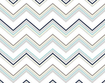 20EXTRA 50% OFF Ashbury Heights Chevron Blue