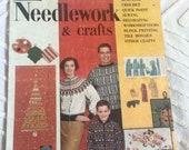 Vintage Needlework and Crafts Magazine 1959-60