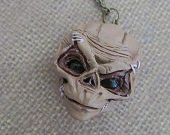 Sam - Samhain Trick R Treat inspired necklace