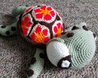 Squirt Inspired Soft Toy