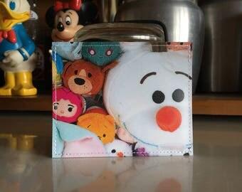 Tsum Tsum Disneyland Map Mini Wallet