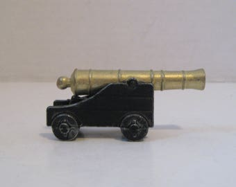 Vintage Penncraft Cast Iron Toy Cannon