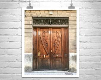 Palma, Majorca, Spain, Architecture Art, Door Photography, Door Art, Mallorca, Spanish Architecture, Mediterranean Sea, Fine Art Print