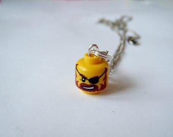 Lego head Pirate man ♥ ♥ ♥