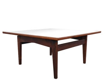 Jens Risom Coffee Table Danish Modern Free Shipping